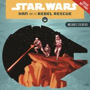 Han and the Rebel Rescue Preliminary Cover