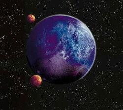 Ord Mantell planeet