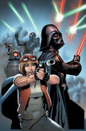 Star Wars Darth Vader 8 Cover