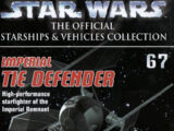 Star Wars: The Official Starships & Vehicles Collection 67