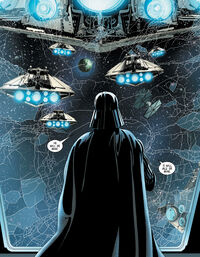 Darth Vader 6 end panel