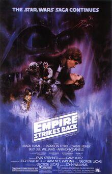 Empire strikes back (5 - V)