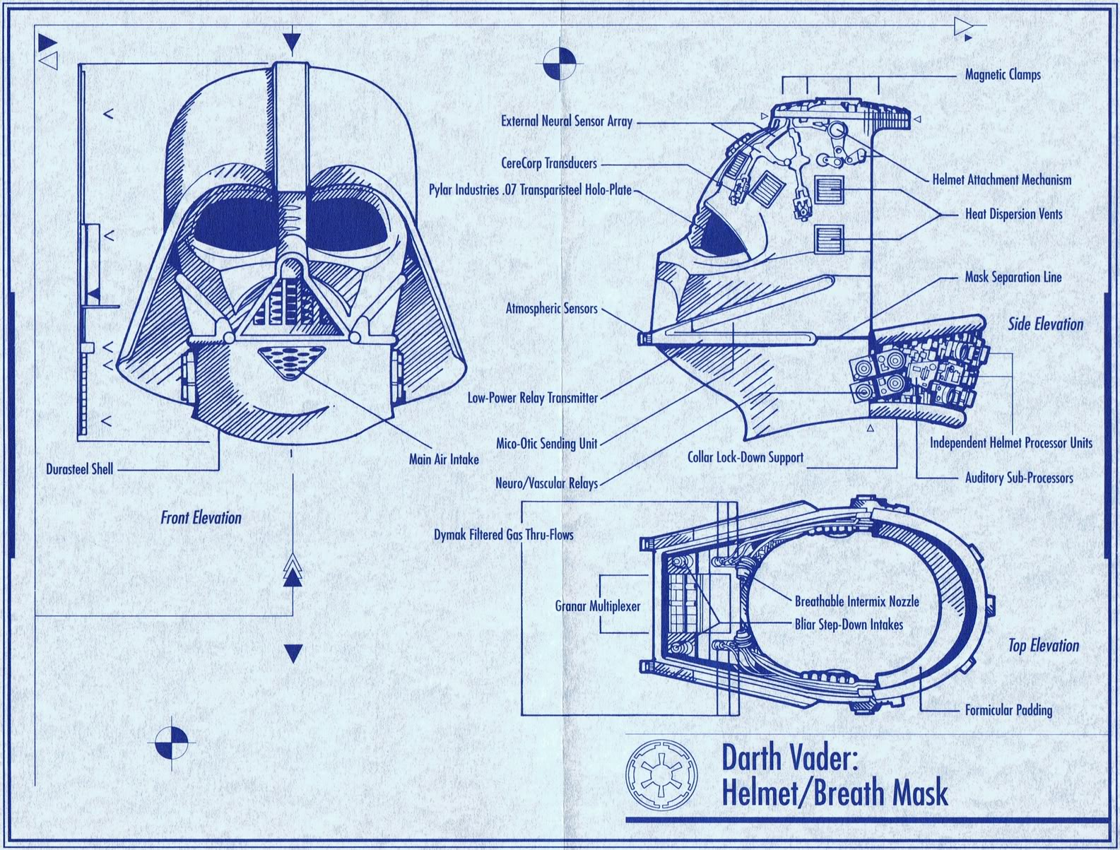 Darth Vaders Armor Wookieepedia Fandom Powered By Wikia Process Flow Diagram Wikipedia