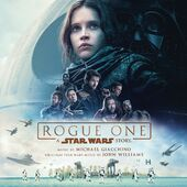 Rogue One A Star Wars Story Soundtrack