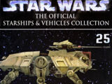 Star Wars: The Official Starships & Vehicles Collection 25
