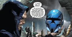Dark Lord 8 Unidentified helmet