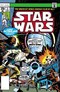 Star Wars 5 - Lo, The Moons of Yavin!