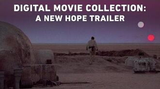 A New Hope - Star Wars The Digital Movie Collection