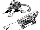 CD-12a autopilot droid brain