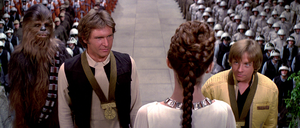 Heroes of Yavin and their medals