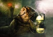 Jabba Edge of Darkness TCG