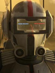 Techs visor