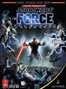 The Force Unleashed - Prima Official Game Guide