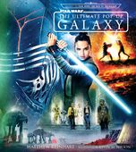 The Ultimate Pop-Up Galaxy Journey Cover