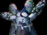 Umbaran Soldier
