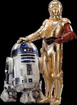 Droid Counterparts Fathead