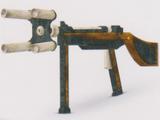 Electrified net gun