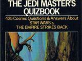 The Jedi Master's Quizbook