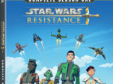 Star Wars Resistance: Complete Season One