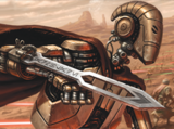Unidentified rogue B1 battle droid