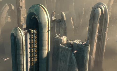 Padmé Coruscant Apartment | Star Wars Minecraft Map