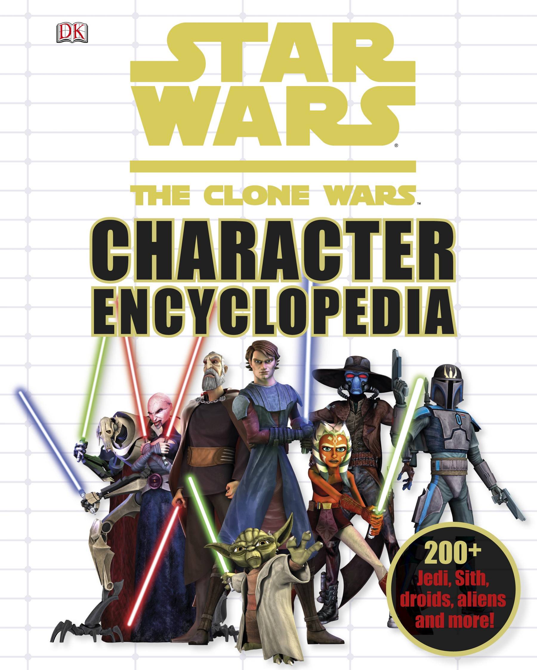 Star Wars: The Clone Wars Character Encyclopedia | Wookieepedia | FANDOM  powered by Wikia