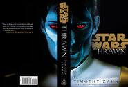 Thrawn Barnes and Noble cover full wraparound