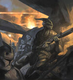 Trench warrior TCWCG