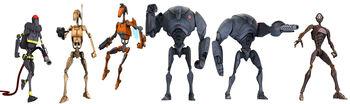 B-series battle droids