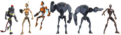 B-series battle droids