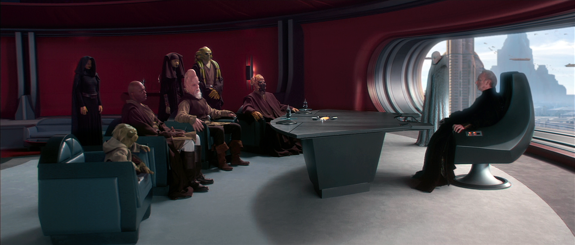 Jedi High Council Wookieepedia Fandom