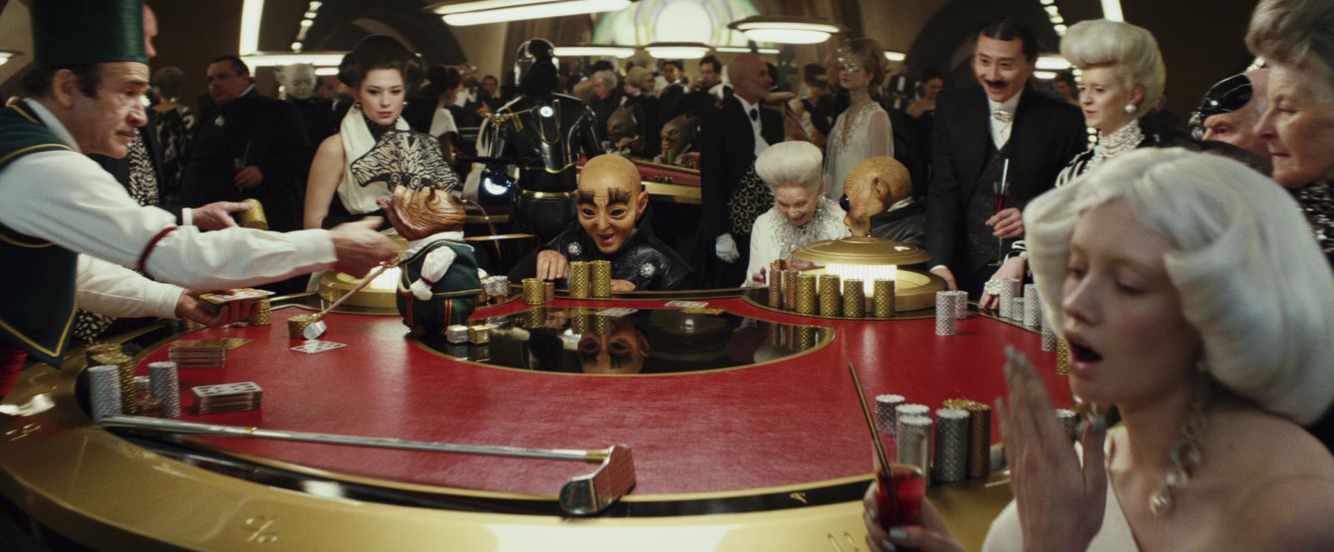 Grand ivy poker