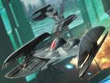 Hyena-class bomber