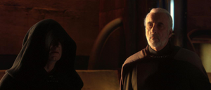 Sidious and Tyranus