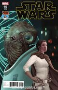 Star Wars 40 Mile High Comics