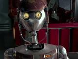 WA-7 waitress droid