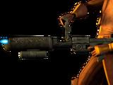 BT X-42 flamethrower