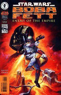Boba Fett - Enemy of the Empire 1