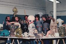 Cantina masks MOSW