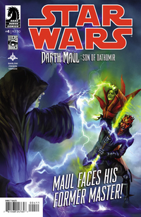 Darth Maul Son of Dathomir 4