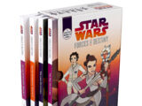 Star Wars: Forces of Destiny Chapter Book Collection