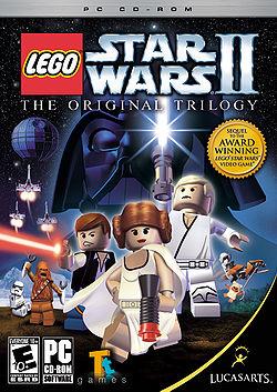 LEGO SW II Kansi