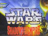 Star Wars: Shadows of the Empire Micro Machines