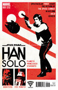Star Wars Han Solo 1 Fried Pie