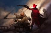 The Crimson Corsair cover art