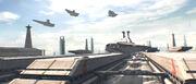 Venator takeoff