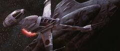Ibtisam B-wing X-wing Mini