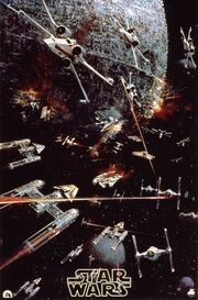 John berkey star wars poster2