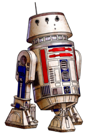 R5-D4-Droidography