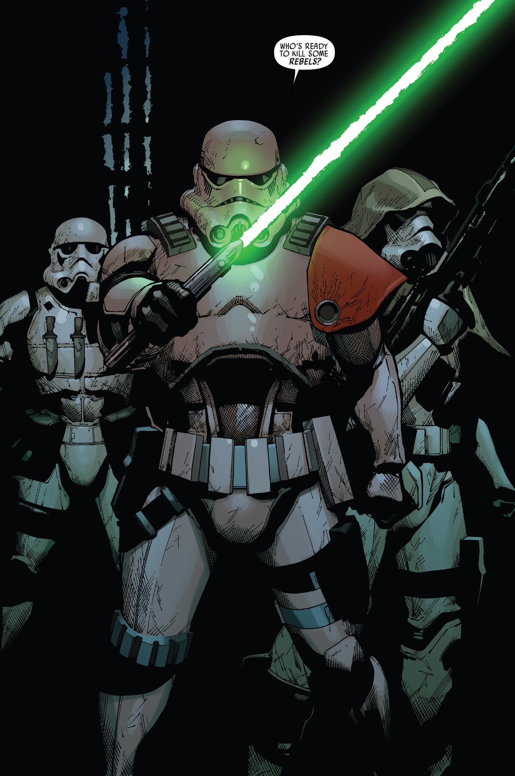 New 'Elite' STORMTROOPERS Coming To STAR WARS Comics